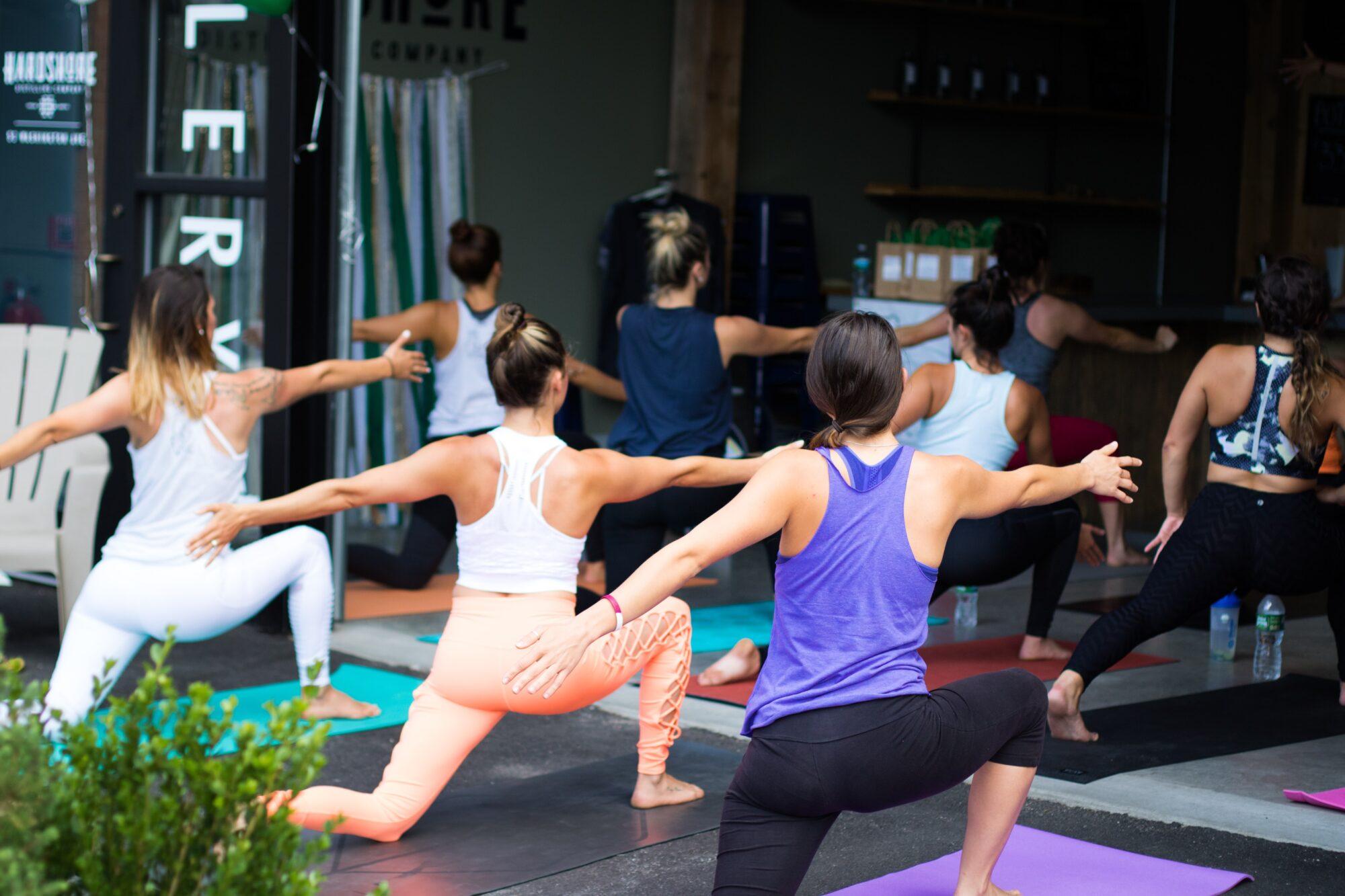 Gør din yogatime bedre med yogatøj