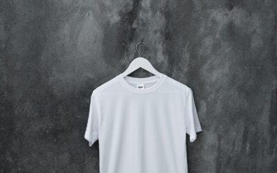 Bæredygtige Resteröds t-shirt
